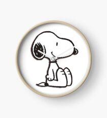 Snoopy! Clock