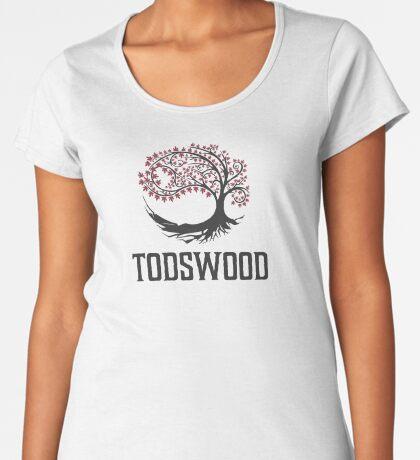 TODSWOOD Premium Scoop T-Shirt