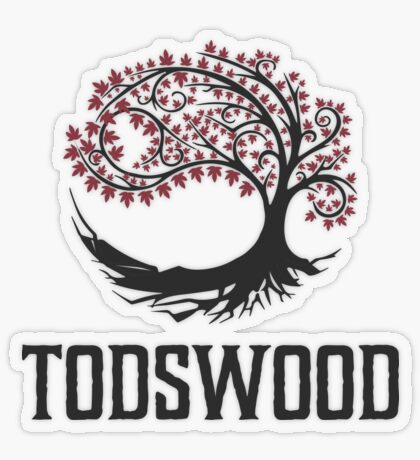 TODSWOOD Transparent Sticker