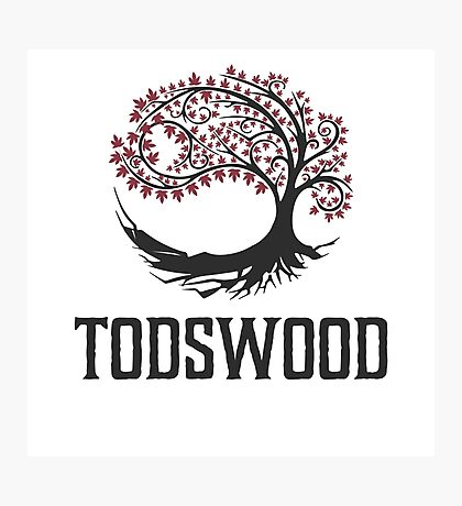 TODSWOOD Photographic Print