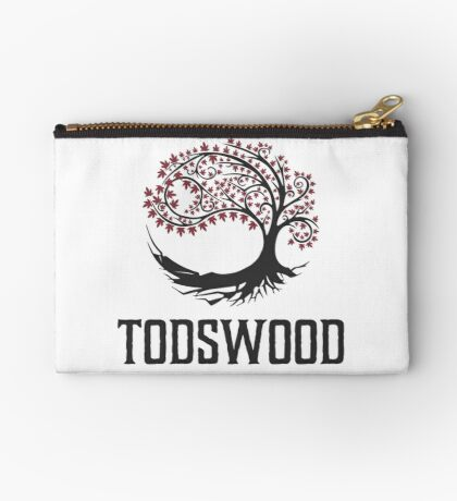 TODSWOOD Zipper Pouch
