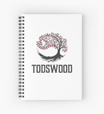 TODSWOOD Spiral Notebook