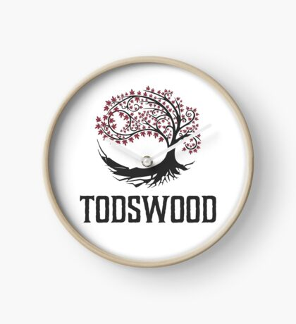 TODSWOOD Clock