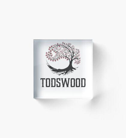 TODSWOOD Acrylic Block