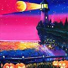 Projections: November by littleluckylink