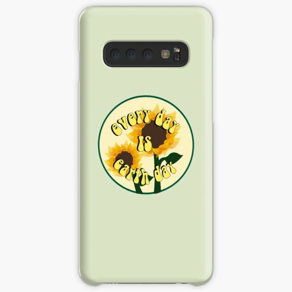everyday is earth day! Samsung Galaxy Snap Case