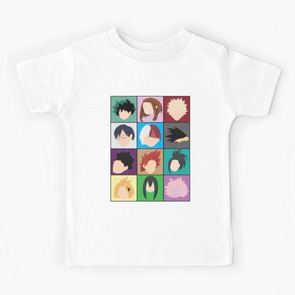 My Hero A Kids T-Shirt