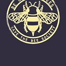 Save The Bee Society by Strange City