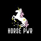 HORSE PWR  by jazzydevil