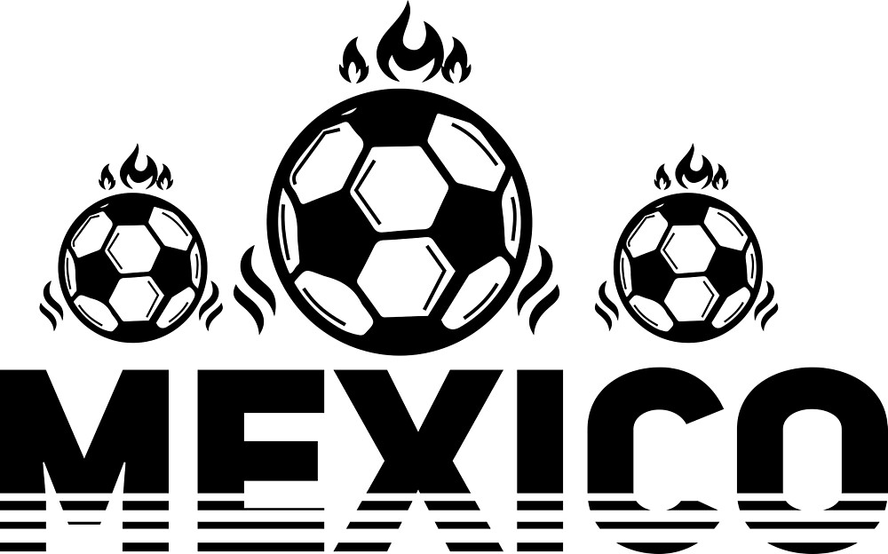 MEXICO- FOOTBALL IS LIFE by PurpleLoxe