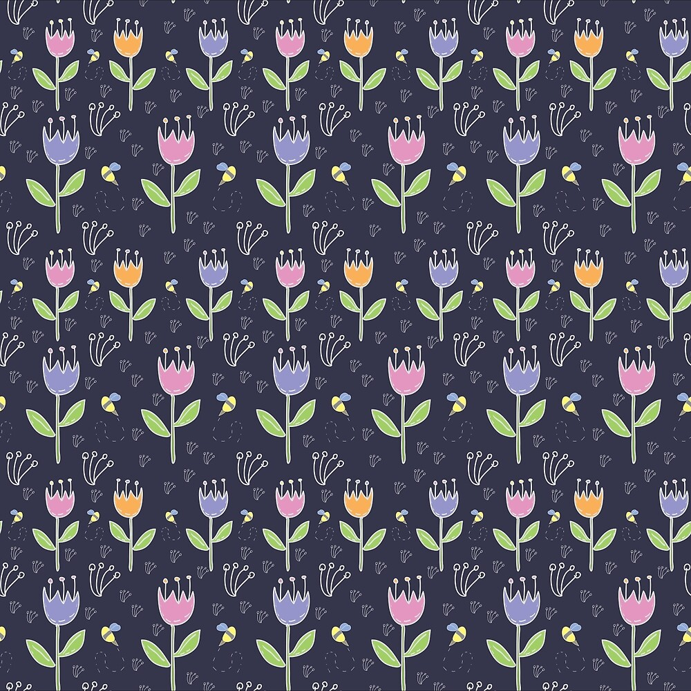 May Flowers by Chiosaurus
