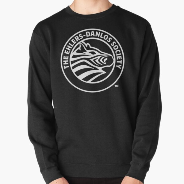 Official Ehlers-Danlos Society Seal Pullover Sweatshirt