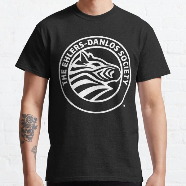 Official Ehlers-Danlos Society Seal Classic T-Shirt