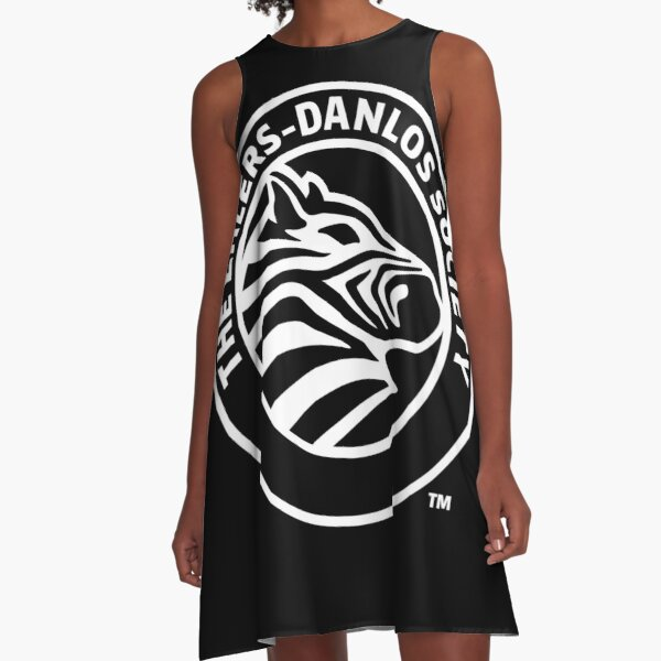 Official Ehlers-Danlos Society Seal A-Line Dress