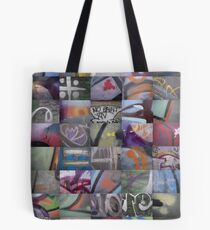 50 Graffiti Macros Tote Bag
