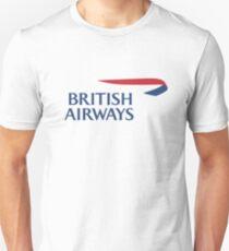 British Airways Logo  Unisex T-Shirt