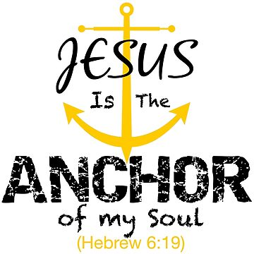 Jesus is my anchor by Excelloh