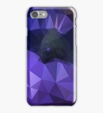 Low Poly Moray Eel iPhone Case/Skin