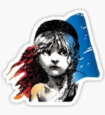 Lean Miserables  Sticker