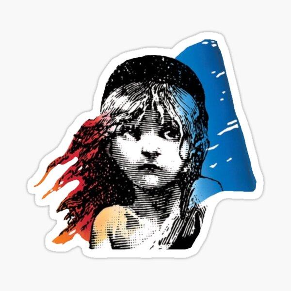 Less Miserables  Sticker