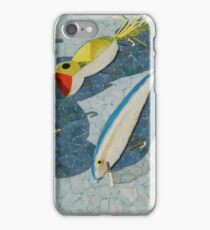 """""""lures"""" iPhone Case/Skin"""