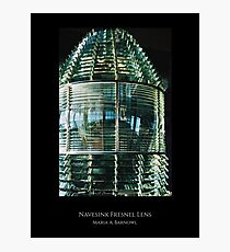 Navesink Fresnel Lens - Cool Stuff Photographic Print