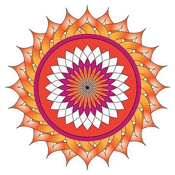 Mandala by Bekah