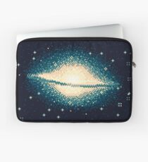 8bit Galaxy: M104 Laptop Sleeve