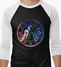 Steins; Gate Loving mix Farben Baseballshirt mit 3/4-Arm