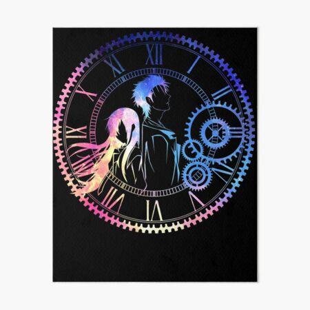 Steins;Gate Loving mix colors Art Board Print