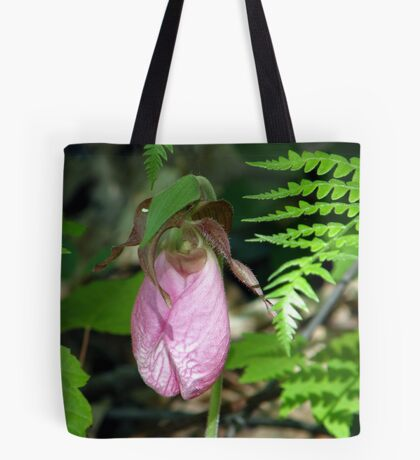 New Hampshire State Wildflower Tote Bag