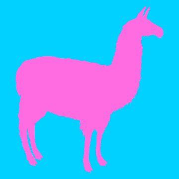 Llama by livinginamovie