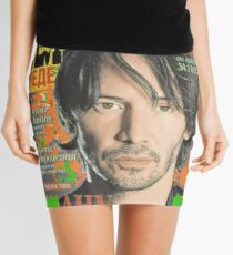 Keanu Reeves - Cover Tele Magazine Russia (by ACCI) Mini Skirt
