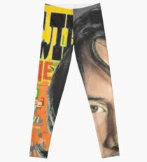 Keanu Reeves - Cover Tele Magazine Russia (by ACCI) Leggings