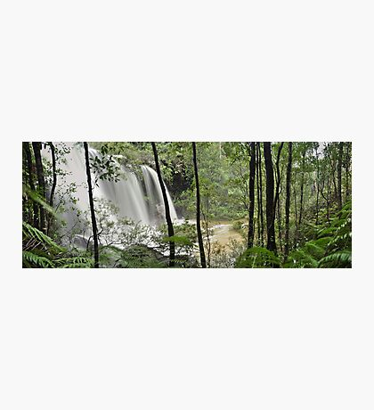Victor falls in Lawson Photographic Print