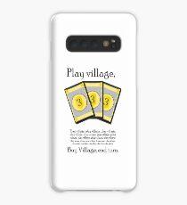 Jugar Village Dominion Funda/vinilo para Samsung Galaxy