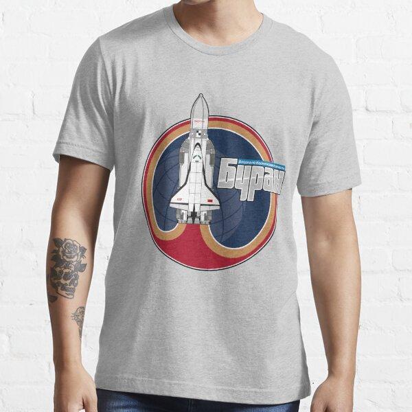 BURAN - The Soviet Shuttle Essential T-Shirt