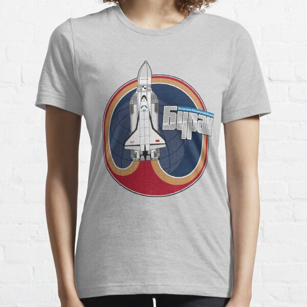 BURAN - The Soviet Shuttle Essential T-Shirt