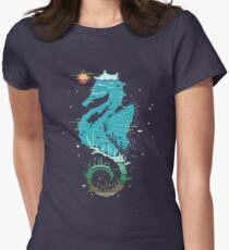 Underwater Women's Fitted T-Shirt