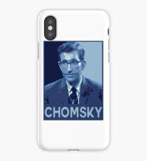 Chomsky Pop-Art iPhone Case/Skin