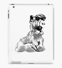alf sunglasses iPad Case/Skin
