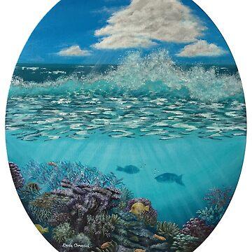 Under the Sea by ArtbyDedeConrad