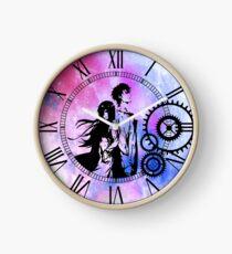 Steins; Gate Loving mix Farben Uhr