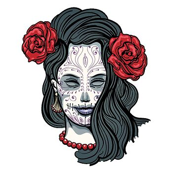 Day of the Dead by LAFLAME