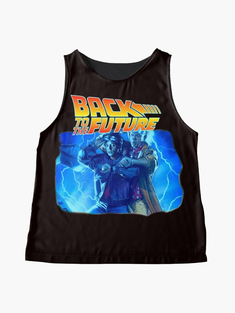Alternate view of Back To The Future Sleeveless Top