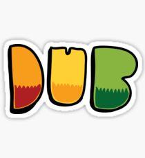 DUB TYPEE Sticker