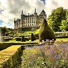Dunrobin Gardens by R Outram
