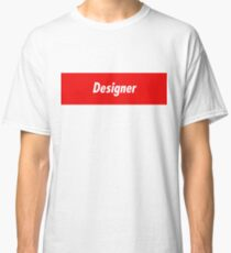 Designer Developer - Programming Stickers and other items! Classic T-Shirt