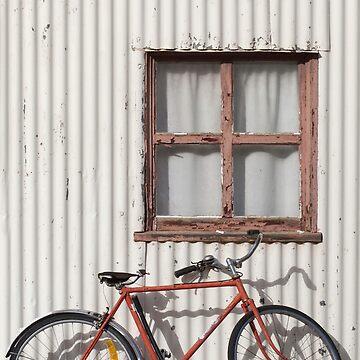 Postie Bike by LindaLees