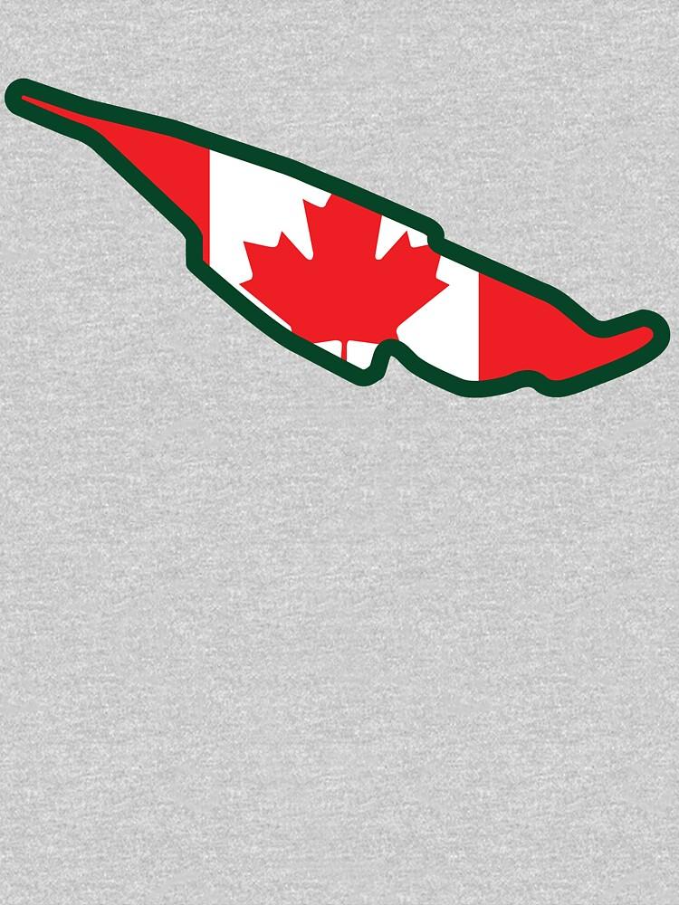 Circuit Gilles Villeneuve - Montreal, Canada by ABFormula1